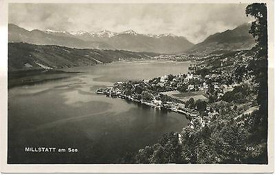 alte AK Millstatt am See 1926, Panorama