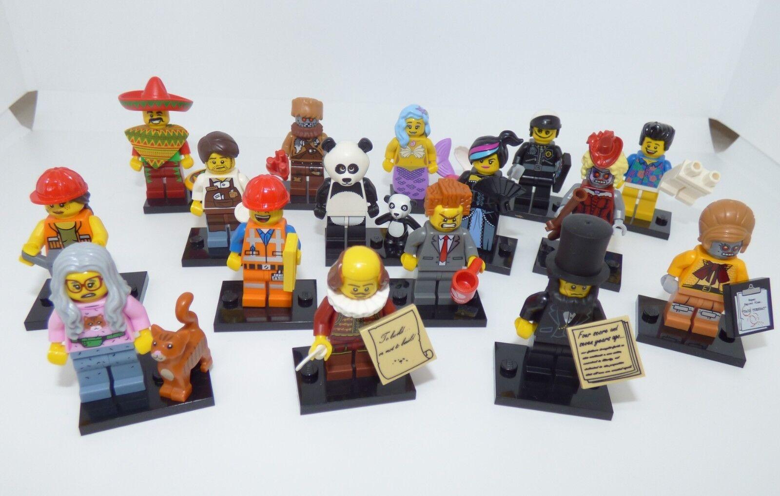 LEGO 2 x Raster Schanier Gelenk weiß white hinge fork plate 44302 44301