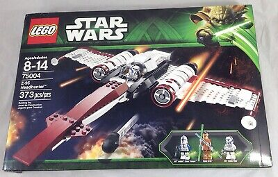 Star Wars Lego - 75004 Z-95 Headhunter - 100% Complete 3 of 4 Bags Sealed