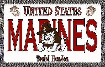 Bob's Marine Devil Dog, Mom, VN-PH