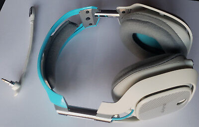 GREY BLUE Astro A40 Gaming Headset ONLY for Xbox One (2014) WITHOUT Mixamp -Read for sale  Plainfield