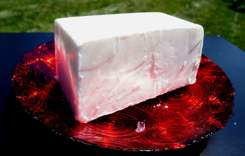 SOAP BASE with SHEA BUTTER GLYCERIN MELT & POUR ORGANIC NATURAL 10 LB