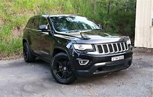 2014 Jeep Grand Cherokee Laredo 3.0DT! Everton Hills Brisbane North West Preview