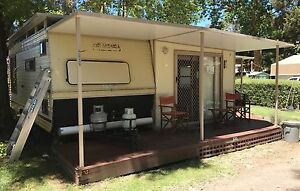 Onsite Caravan and Annexe Melbourne Region Preview