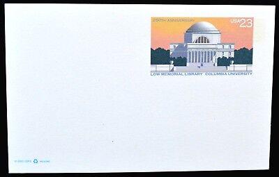 2003 US Sc. #UX405 postal card, 23 cent, mint, sharp corners, excellent shape
