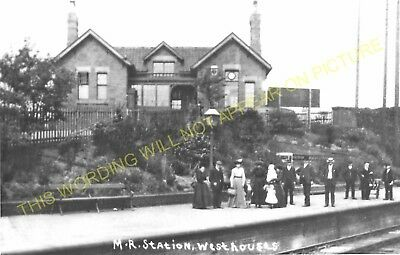 Westhouses & Blackwell Railway Station Photo. Alfreton & Normanton -Doe Hill (3)