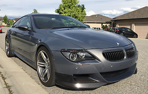 2007 BMW M6 Fully Loaded Coupe (2 door)