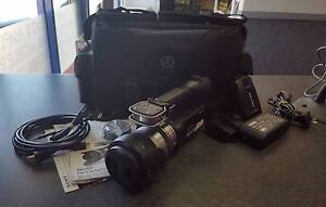 SONY NEX-VG10E HANDYCAM *EXCELLENT CONDITION* WITH BAG Midland Swan Area Preview