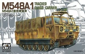 1/35 AFV Club M548A1 Tracked Cargo Carrier #35003