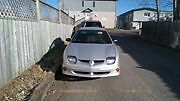 2001 Pontiac Sunfire Berline