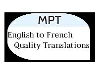 Quality Translations English to French - Interpreting