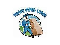 Man and Van removal/delivery service - honest, reliable and realistic prices.