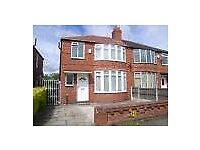 3 bed house Didsbury
