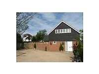 2/3 Bedroom Detached House in Herne Village, with garden and 2 Parking Spaces £1,195pcm unfurnished