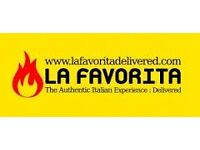 Delivery Specialists - La Favorita delivered