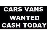 Cars wanted toda cash paid