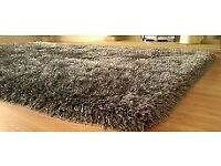 8x5ft thick pile rugs with sparkle effect £85 each