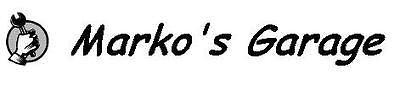 MARKO'S GARAGE