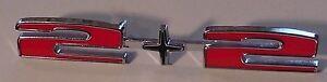 65 66 67 Pontiac Grand Prix 2+2 emblem NEW 1966 1967 BC015