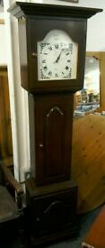 Grandfather clock #30678 £50