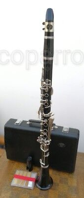 Buffet Crampon Paris B12 Clarinet in case.