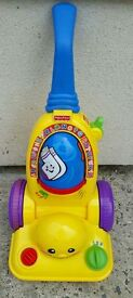 Fisher Price Toy Hoover