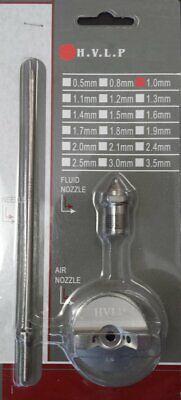 Apollo Hvlp E7000 E7200 Spray Needle Nozzle Cap Set 1.0mm