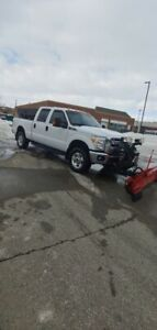 Plow truck for sale low kms