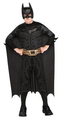 Jungen Kind Batman The Dark Knight Rises Kostüm Outfit mit / Maske