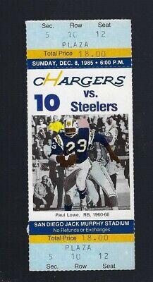 34b553da Ticket Stubs - Steelers Ticket - Trainers4Me