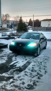 2004 Honda Civic Coupe.. trades welcome