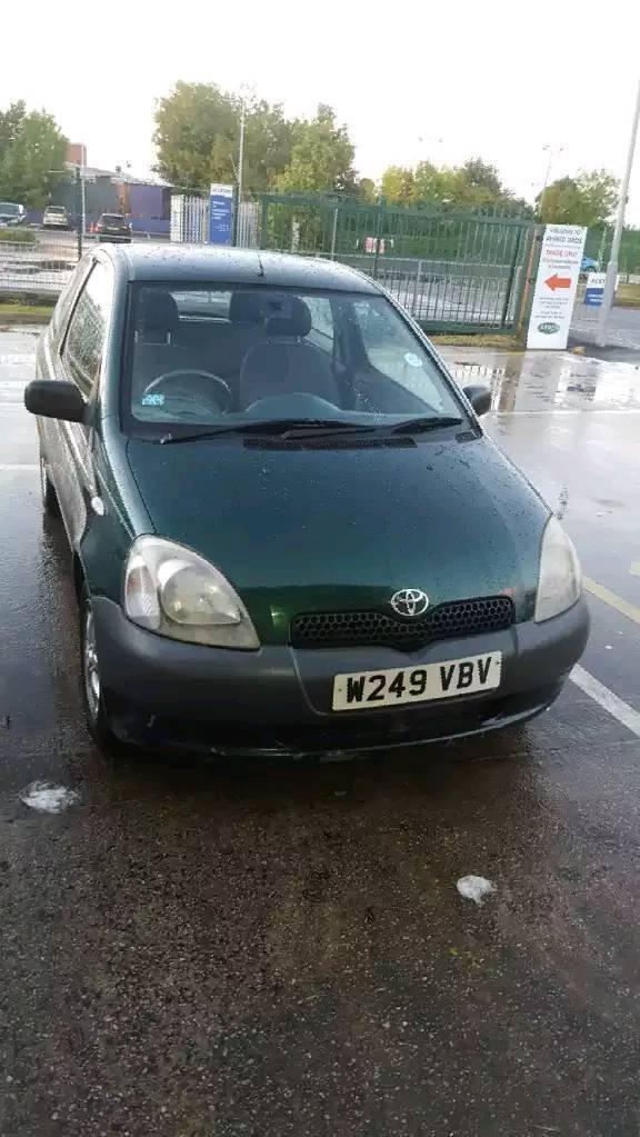 Toyota Yaris 3 Door