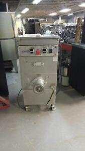 MEAT GRINDER/MIXER AND MEAT SAW