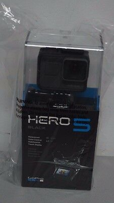 New GoPro - HERO5 Black 4K Action Camera CHDHX-501