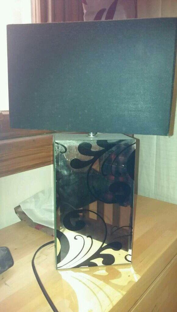 Lamp mirrored