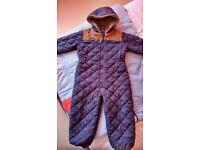 Boys NEXT suit (all in one) age 3-4 years