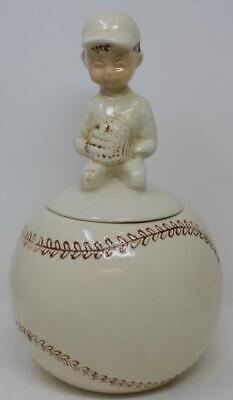 McCoy Boy on Baseball Cookie Jar  221