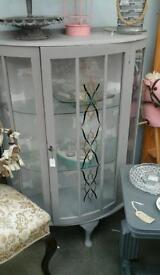 Beautiful glass cabinet