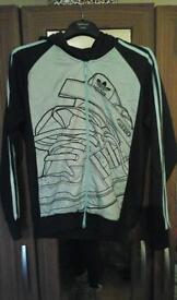 Mens M Adidas Hooded jacket