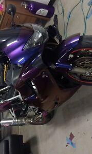 2000 Honda CBR 600 F4I