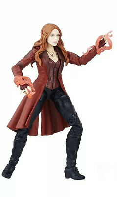 Marvel Legends Avengers Infinity War Scarlet Witch From Vision 2-PACK Hasbro