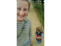 Ofsted Registered Nanny Available - £8 an hour