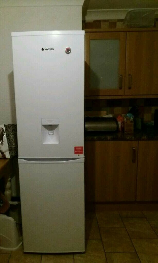 Hoover fridge/freezer