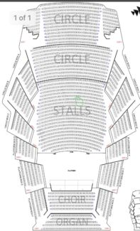 1x ticket - Grizzly Bear at Sydney Opera House March 12