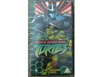 Teenage Mutant Ninja Turtles Animated Video/VHS - Volume 4, The Shredder Strikes