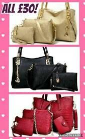Hand bag sets
