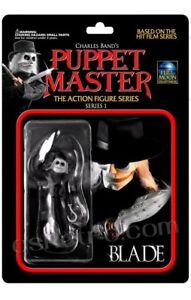 NEW Puppet Master Blade 3in Movie Action Figure Toy Horror Collectible - ** READ