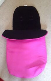 Universal brand New Cosy Toes Footmuff