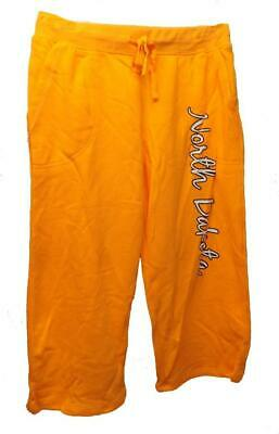 North Dakota Damen Größen S-M-L-XL Orange Komfort Jogginghose