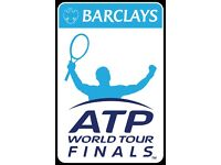 ATP World Tour Tennis Semi-Final Andy Murray Evening Session 19/11/16